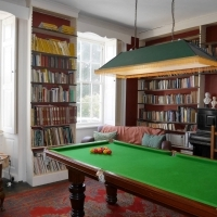 Billiards / games room