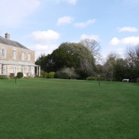 Dorset House grounds