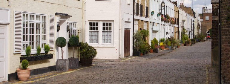 London Mews House