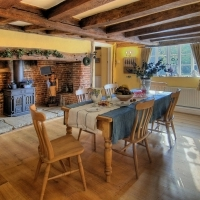Thatchers Cottage Dining