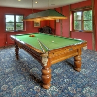 Thatchers Cottage Games Room