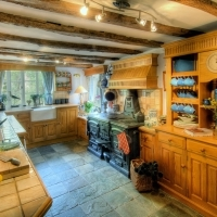 Thatchers Cottage Kitchen