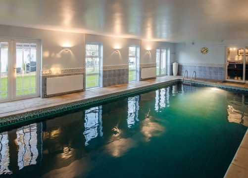 Waterside House Indoor Pool